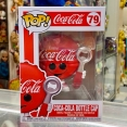 Funko POP! Foodies Coca-Cola Bottle Cap