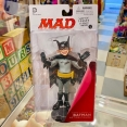 MAD Just-Us League of Stupid Heroes Alfred E.Neuman as BATMAN