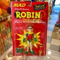 MAD Just-Us League of Stupid Heroes Alfred E.Neuman as ROBIN?